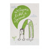 Plantbare Kaart - Welcome Little Sprout