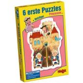 6 eerste puzzels - Prinses