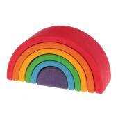 Element lucht / Regenboog medium