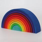 10-delige Regenboog - Tellen