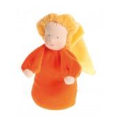 Lavendelpoppetje - Oranje