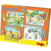 Puzzels - Seizoenen