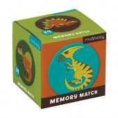 Mini Memory Spel - Mighty Dinosaurs