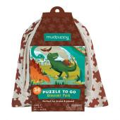 Puzzel To Go - Dinosaur Park