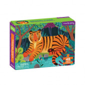 Mini Puzzel - Bengal Tiger
