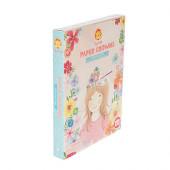 Knutselset - Papieren Kroontjes - Princess Gems