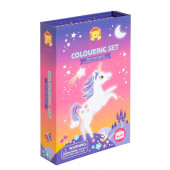 Kleurset - Unicorn Magic