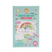 Briefkaarten Set - Hello