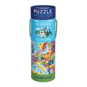 Poster & Puzzel - Europe