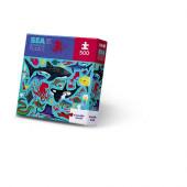 500 stukjes Boxed - Sea Animals