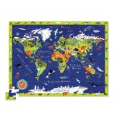 Discover Puzzel - World