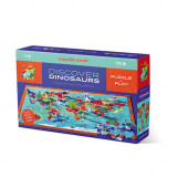 Discover Puzzel - Dinosaurs
