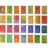 Cijferkaarten Basis