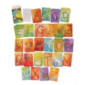 Alfabetkaarten - 48 stuks