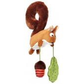 Hanger, eekhoorntje