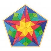 Puzzel - Vijfhoek Vinci - Klein