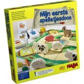 Mijn eerste spelletjesdoos - De grote spelletjesverzameling van HABA