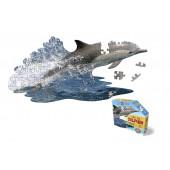 I Am - Mini - Dolphin - puzzel - 100 stukjes