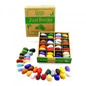 Crayon Rocks - doos met 32 x 2 kleuren