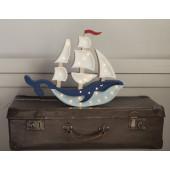 Lamp - Schip - Marineblauw