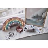 Lamp - Regenboog - Pastel