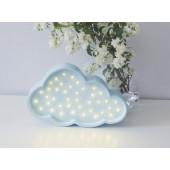 Lamp - Wolk - Blauw