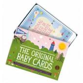 Milestone - Baby Foto Kaarten