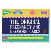 Milestone - Zwangerschaps en Pasgeborene Foto Kaarten