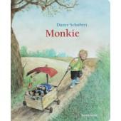 Monkie - Kartonboek