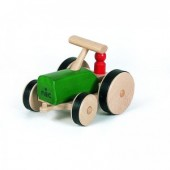 Creamobil - Tractor met 1 poppetje