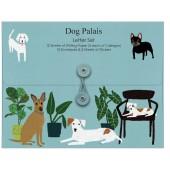 Briefset - Dog Palais