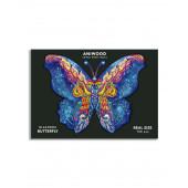 Aniwood - Vlinder - 150 stukjes