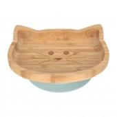 Bamboe Bord - Kat - Met Zuignap