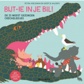 Bijt-ie in je bil (boek + cd)