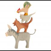 Bremer Stadsmuzikanten - Hond