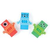 Gummen - Monsters - Set van 3