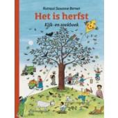 Het Is Herfst - Zoekboek - Karton - Mini