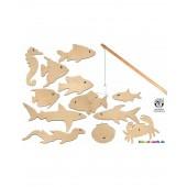 Vissenspel - Maak Het Zelf