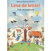 Leve de Lente - Kijk- en Zoekboek - karton