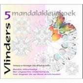 Mandala Kleurboek 5 - Vlinders