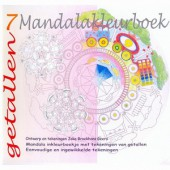 Mandala Kleurboek Getallen