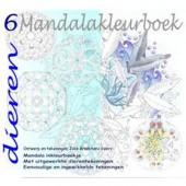 Mandala Kleurboek Dieren