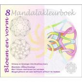 Mandala Kleurboek 8 - Bloem en Vorm