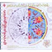 Mandala Kleurboek Sprookjesfiguren