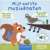Mijn Eerste Muzieknoten - Geluidenboek