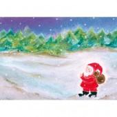Kaart - De Kerstman