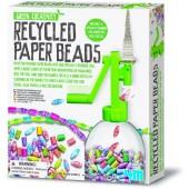Recycleset Papieren Kralen - Green Creativity