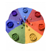 Speelmat - Regenboog - 90 cm