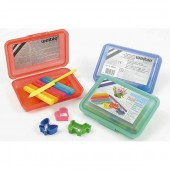 Kneedwas Pastel - Reisbox Mini