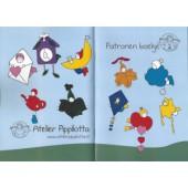 Pippilotta Patronenboekje 2 - 10 patronen